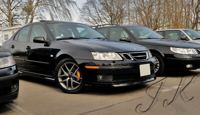 Fits Saab 93 (2002-2007) - Front Bumper Lip Diffuser Spoiler Add On Aero Look • 79.99£