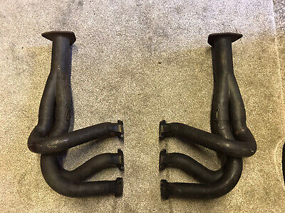 Nissan VQ Race Exhaust Manifolds Track Day 350Z VQ30 VQ35 • 400£