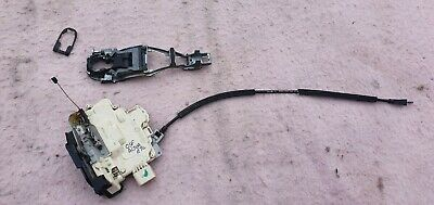 Seat Altea Leon Toledo Drivers Side Front Door Latch Catch Lock Right OSF 5DR • 22.99£