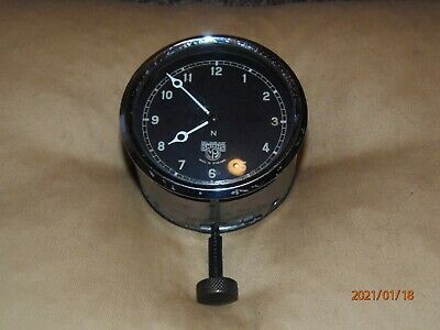 Vintage Smiths Car Clock,1930s, 8-day. • 8£
