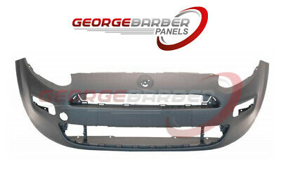 Fiat Punto 2012> Front Bumper Primed Insurance Approved New • 79.95£