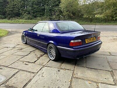 💫 BMW E36 Hardtop Immaculate, New Trims, Perfect Lining & Covers - Convertible • 850£