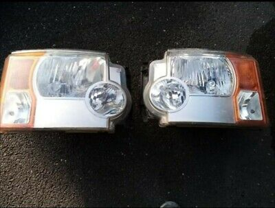 Land Rover Discovery 3 Front Lights 2009 • 27.30£