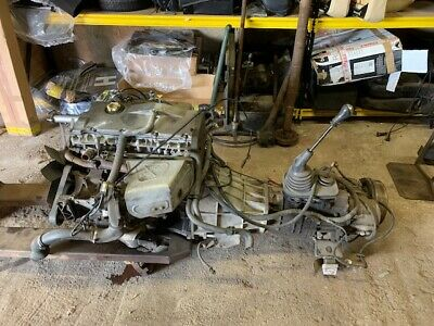 Land Rover Defender 10p Td5 Engine And Gearbox Complete 45,000 Miles  • 1,495£