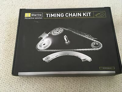 STARLINE LTCK670004S Timing Chain Kit (Euro Car Parts Item No 352 720 070) • 44.95£