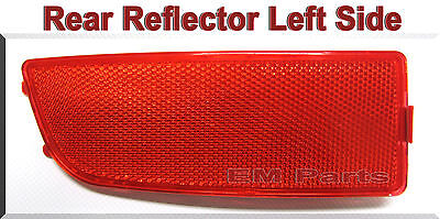 VW Crafter Rear Bumper Red Reflector Left Passenger Side N/S Brand New • 4.25£