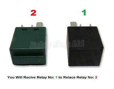 BMW 1 3 5 Series X1 X5 Green Front/ Rear Wipers (Replacement) Relay 61366980177  • 4.99£