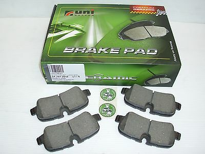 Land Rover Discovery 3, Range Rover Sport & Range Rover L322 Rear Brake Pads Set • 19.95£