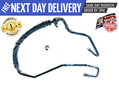 2000 To 2006 Ford Transit Van 2.4 Rwd Mk6 High Pressure Power Steering Hose Pipe • 39.99£