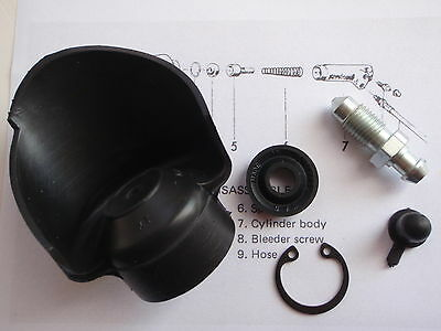 SAAB 95 96 V4 Sonnet NEW Clutch Slave Cyl Repair Kit 2t • 12.50£