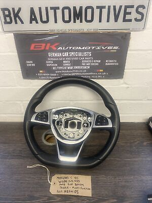 Genuine Mercedes C Class W205 Steering Wheel Paddle Shift A0004601803 • 1,000£
