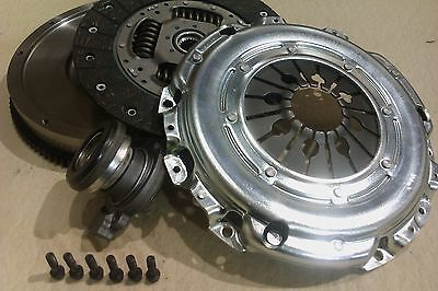 For Vauxhall Zafira 1.9 Cdti 150bhp M32 Smf Flywheel And Clutch Kit With Csc • 194.49£