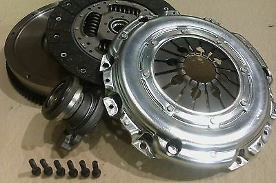 Vauxhall Vectra 150 1.9 Cdti 16v F40 Dual Mass To Smf Flywheel, Clutch And Csc • 187.62£