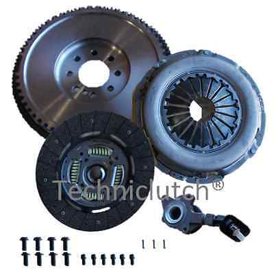 For Ford Mondeo St 2.2 Tdci Single Mass Flywheel And Clutch With Csc, Bolts • 213.75£