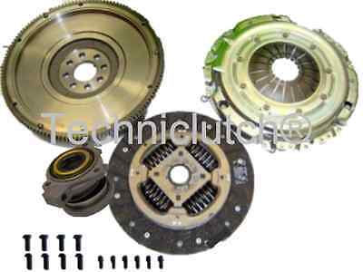 For Vauxhall Astra H 1.7cdti Dual To Single Mass Flywheel, Clutch Kit With Csc • 141.54£