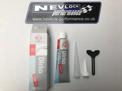 ELRING DIRKO GASKET SEALANT 70ml VALVE COVERS / TIMING COVERS / SUMPS 036.163 • 6.76£