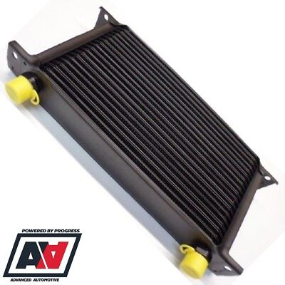 19 Row Mocal Oil Cooler 235mm Matrix 1/2 BSP Threads Black In Colour New ADV • 116.39£