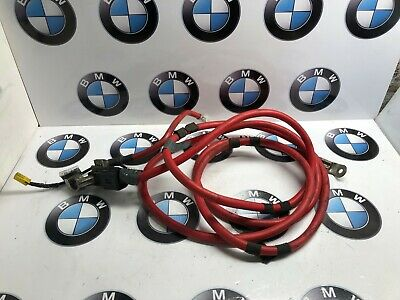 BMW E46 Battery Positive Power Cable Lead Airbag Impact Sensor 6907439 • 35£