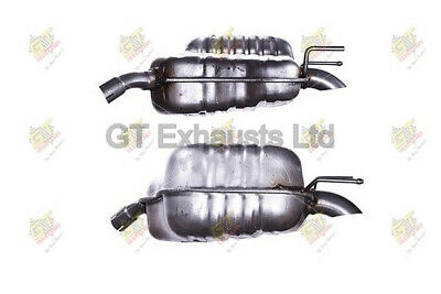 Vauxhall Vectra C 1.8 16v Rear New Exhaust Silencer Back Box (gm446w)  • 46.19£