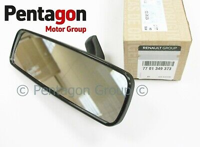 New Genuine Renault Megane Mk3 Clio Mk3 Interior Rear View Mirror 7701349373 • 29.50£