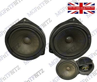 Mgf / Mg Tf Door Speakers Xqm000860 Pair  *** Free 24 Hour Uk Delivery *** • 17£