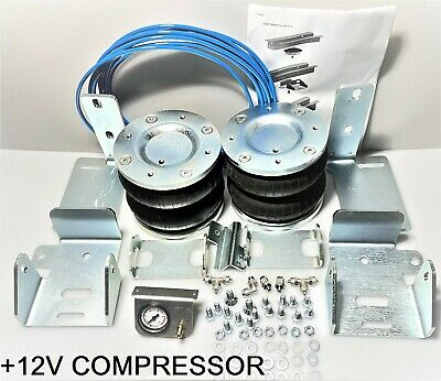 Air Suspension Kit Ford Transit Twin Rear Wheel Rwd 2001 - 2020 Recovery Truck • 300£