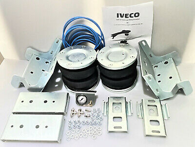 Air Suspension Kit For Iveco Daily 35s 06 - 2014 Single Rear Wheel Flatbed Luton • 278£