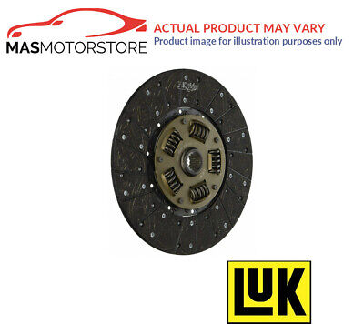 Clutch Friction Disc Plate Transmission End Luk 328 0185 11 I New Oe Replacement • 259.95£