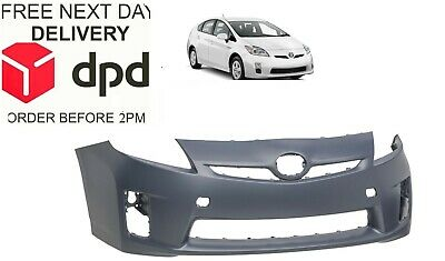Fits Toyoa Prius 2009-2012 Front Bumper High Quality • 53.50£