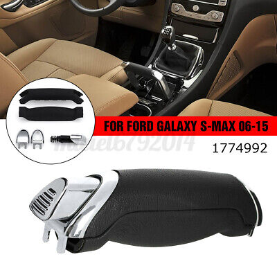 1774992 Soft Handle For Ford Galaxy S-Max 06-15 Grip Hand Brake Park Kit • 16.49£