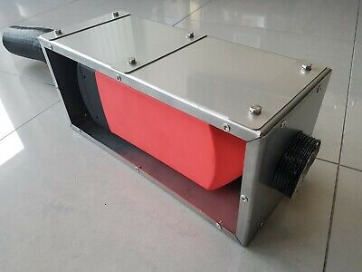 Chinese 5 Kw Stainless Steel Diesel Heater Box T4 See Notes • 100£