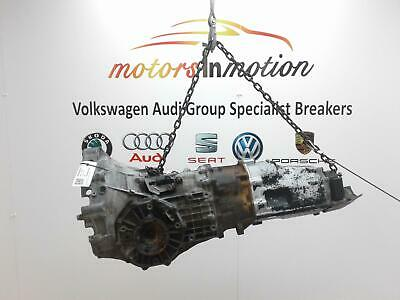 AUDI A6 C5 4B EDU Gearbox 6 Speed Manual Quattro 2.7 Petrol  • 450£