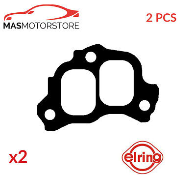 Exhaust Pipe Gasket Elring 396370 2pcs I New Oe Replacement • 35.95£