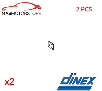 Exhaust Pipe Gasket Dinex 64915 2pcs I New Oe Replacement • 31.95£
