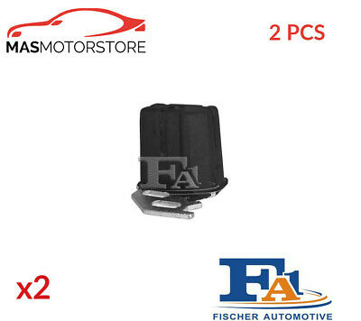 Exhaust Hanger Mounting Support Front Fischer 223-936 2pcs G New Oe Replacement • 24.95£