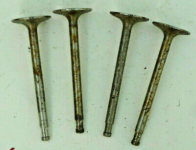 Mg Td Special Tuning Inlet Engine Valves X 4, Tranco 2656 • 20£