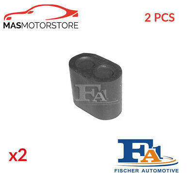 Exhaust Hanger Mounting Support Front Fischer 123-914 2pcs G New Oe Replacement • 14.95£