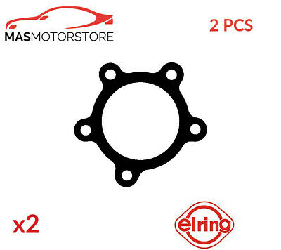 Exhaust Pipe Gasket Elring 736010 2pcs G New Oe Replacement • 22.95£