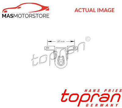 Exhaust Hanger Mounting Support Middle Silencer End Topran 108 644 P New • 16.95£