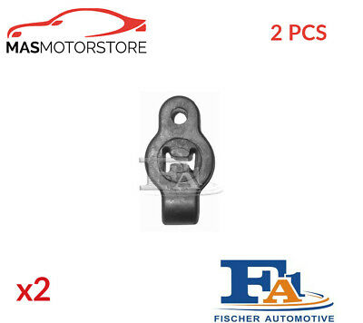 Exhaust Hanger Mounting Support Fa1 743-908 2pcs P For Mitsubishi Galant V • 21.85£