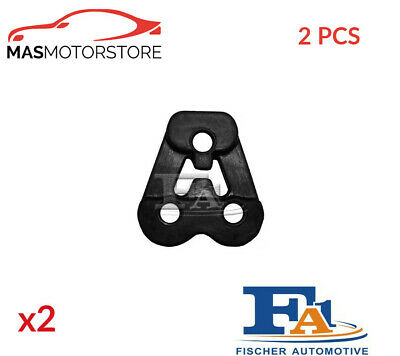 Exhaust Hanger Mounting Support Fa1 743-924 2pcs P For Mitsubishi Colt Vi • 21.85£