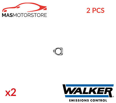 Exhaust Pipe Gasket Outlet Walker 81152 2pcs P For Vw Golf Iv 1.9 Tdi 1.9l 74kw • 21.85£
