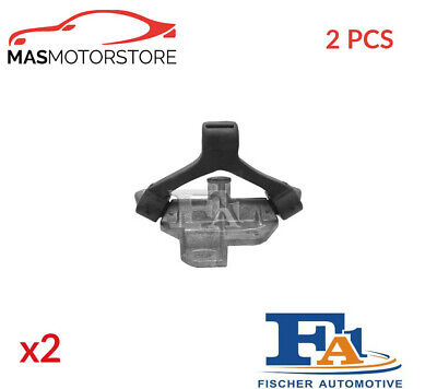 Exhaust Hanger Mounting Support Fa1 113-957 2pcs P For Audi A6,c5 • 28.85£