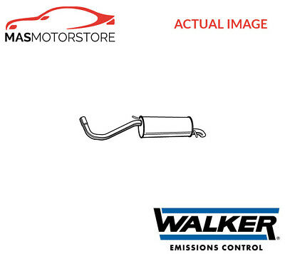 Exhaust System Rear Silencer Rear Walker 71102 I New Oe Replacement • 75.95£