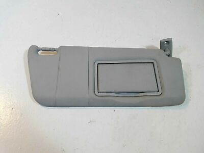 MERCEDES C CLASS W203 CL203 Pair Of Sun Visors With Mounting Clips • 35£