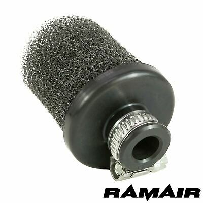 13mm ID Neck Mini Crankcase Breather Air Filter 100% MADE IN THE UK By RAMAIR • 5.24£
