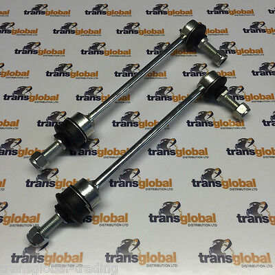 Land Rover Discovery 2 TD5 / V8 Front Anti Roll Bar Drop Link X2 - RBM10022 • 17.39£