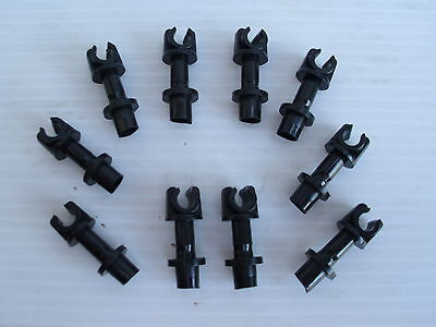 Land Rover Defender Single Brake Pipe Clips New - Set Of 10 - Crc1250l • 3.65£