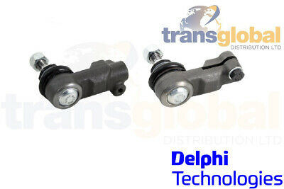 Land Rover Freelander 96-06 Steering Track Rod End Ball Joints L&R - OEM Delphi • 25.95£