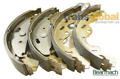 Brake Shoes For Land Rover Freelander 1.8 / TD4 2001-2006 - Bearmach - SFS000030 • 15.95£